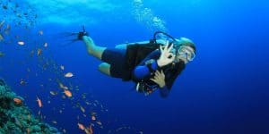 Best diving sites in Europe