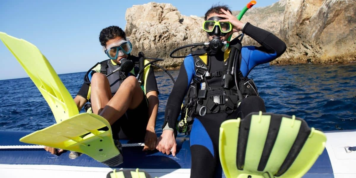 Beginners Tips for Scuba Diving